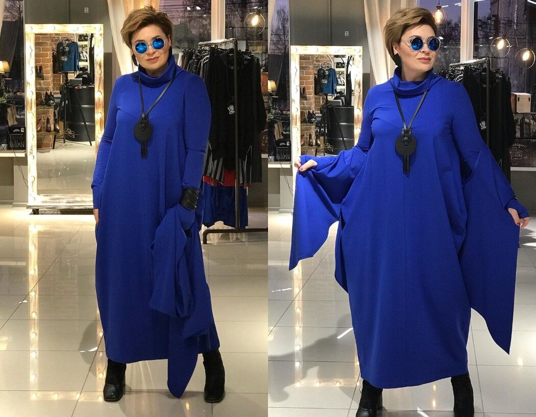 Модные зеркальные очки стали идеальным аксессуаром, оттеняющим цвет платья