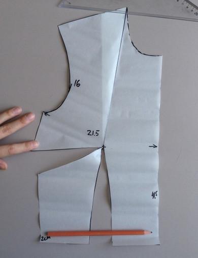 Идеальная выкройка – без расчетов и формул. Платье будет сидеть идеально!