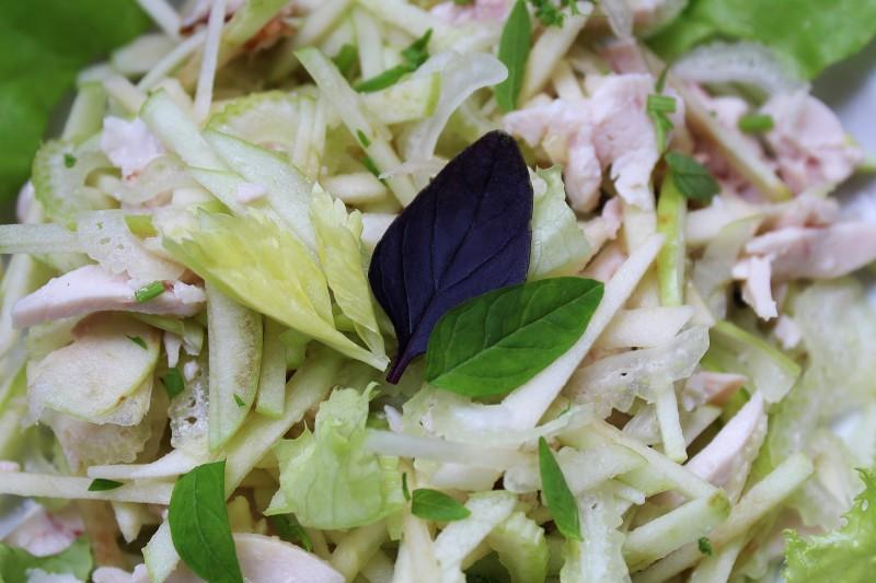 Огород на подоконнике Салат Зеленое яблоко