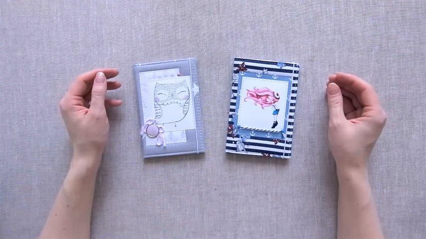 Мастер-класс для начинающих: как сделать красивую обложку для паспорта