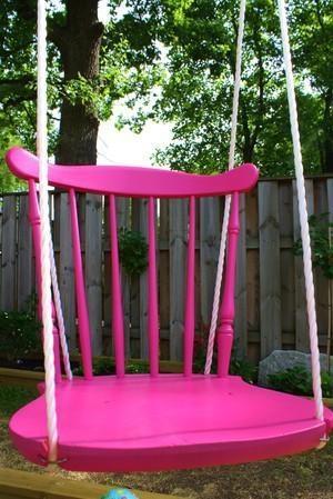Что сделать из старой мебели