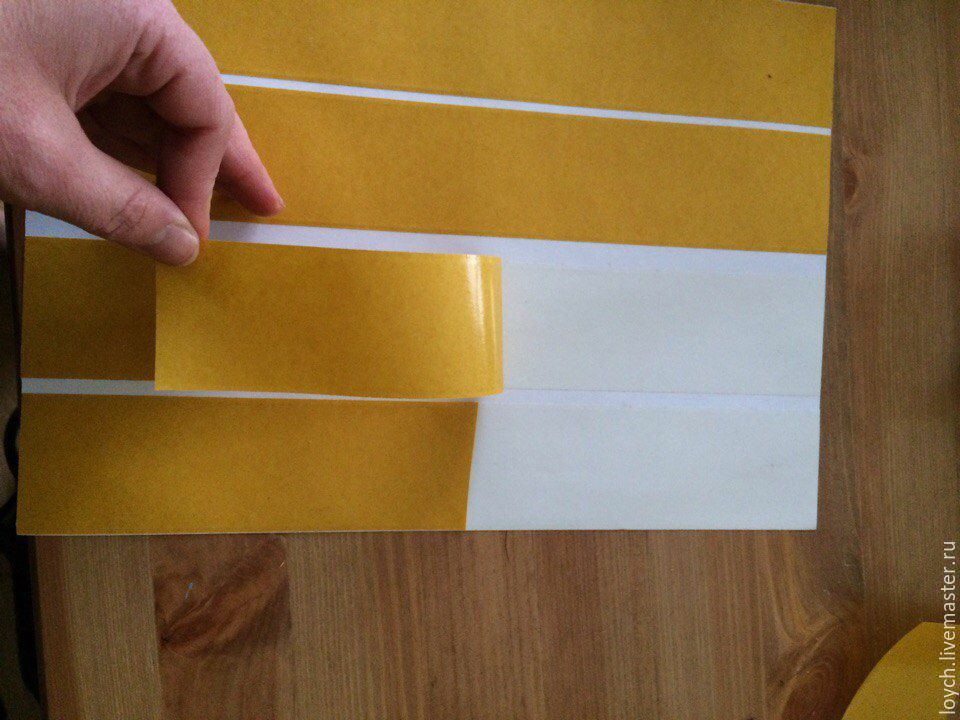 Как с помощью скотча и листа бумаги перенести изображение с компьютера на холст