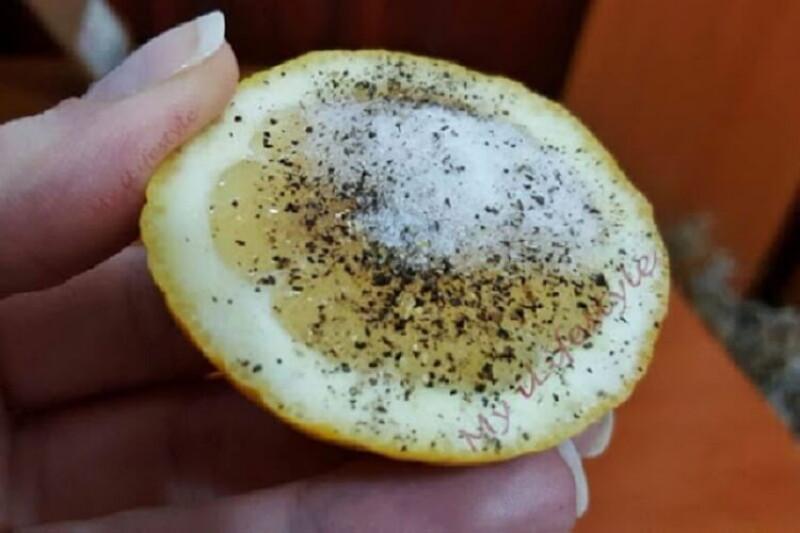 Соль, перец и лимон помогут решить эти 9 проблем
